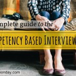 A Guide to the Competency Based Interview