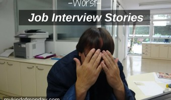 worst job interview stories