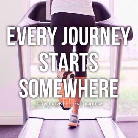 Inspirational gym meme