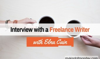 Interview with a freelance writer: Elna Cain