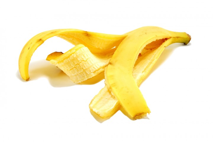 carb up with a banana