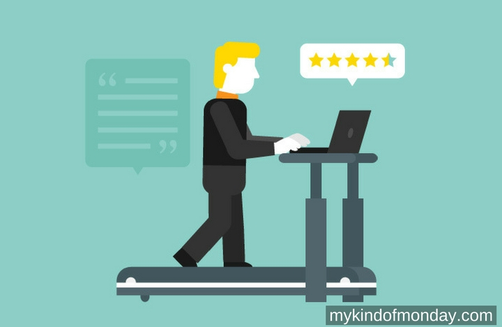 The top treadmill desks reviewed