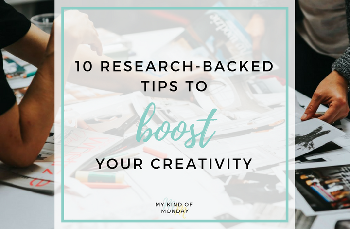 10 science-backed tips to help boost your productivity in the workplace