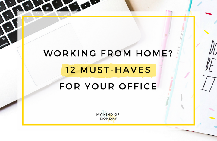 All the essentials every home office needs