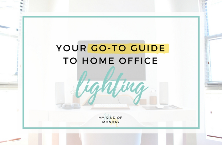 Your complete guide to home office lighting